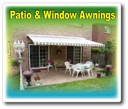 Click to ENTER - Omnimark Retractable Awnings